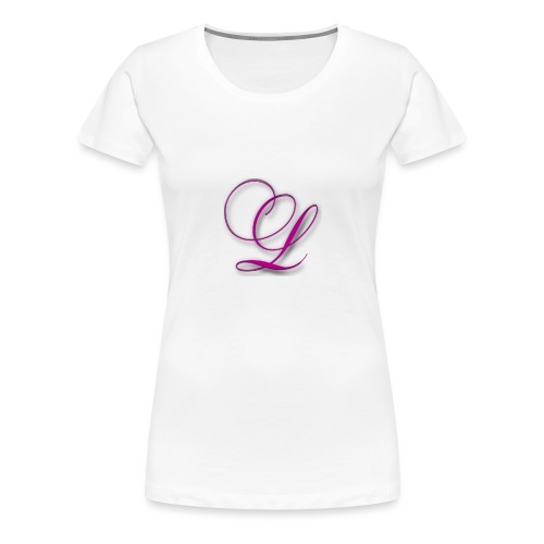 logo-L-big - Frauen Premium T-Shirt