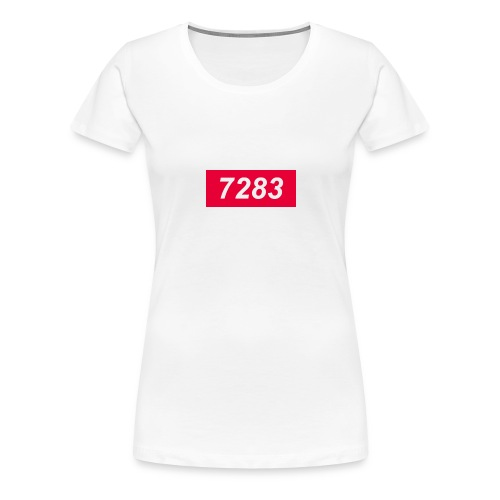 7283-Red - Women's Premium T-Shirt