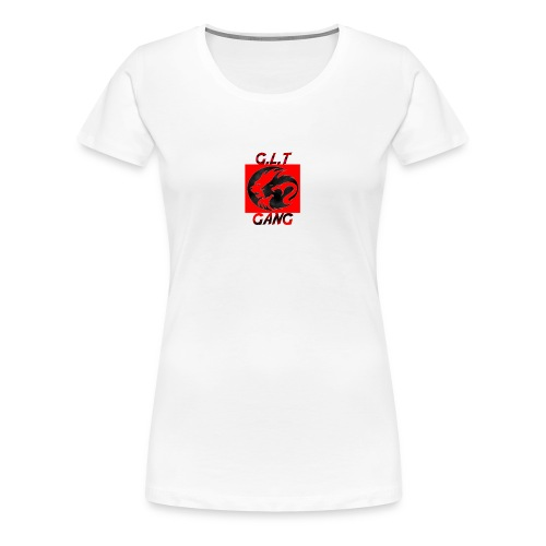 G.L.T Gang Case - Women's Premium T-Shirt