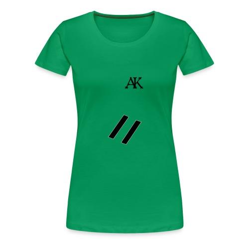 design tee - Vrouwen Premium T-shirt