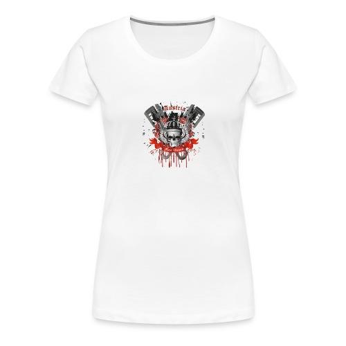 LogoAMW - Frauen Premium T-Shirt