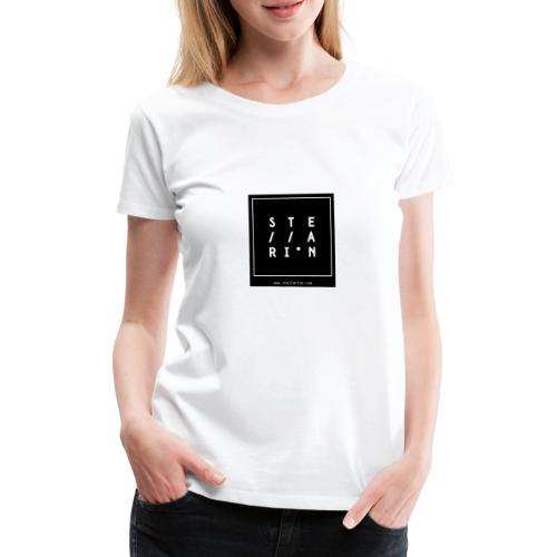 Stellarion (label logo) - T-shirt Premium Femme