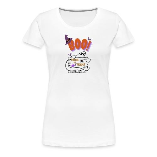 Halloween ghost shirt - Camiseta premium mujer