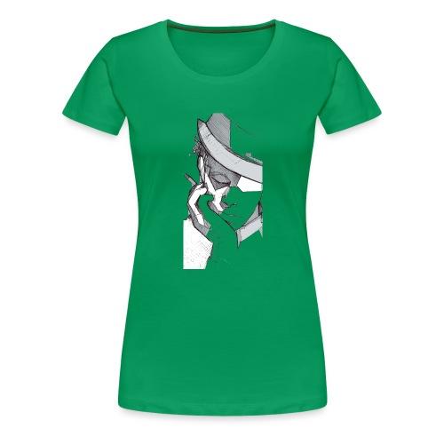 tom2 - Maglietta Premium da donna