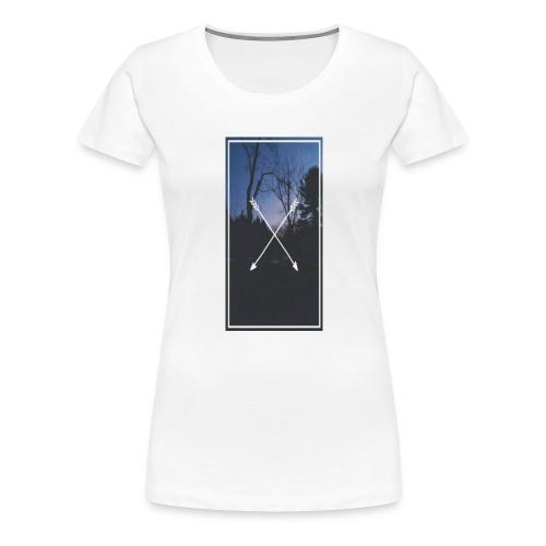 Bosque Flexhas - Camiseta premium mujer