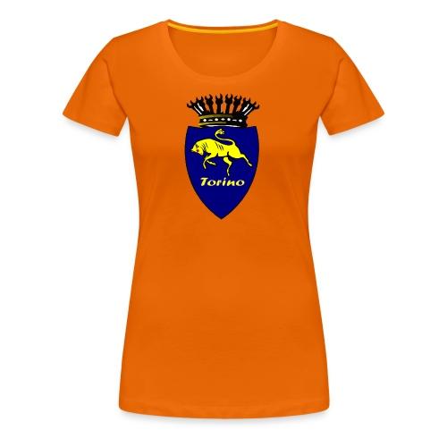 torino - Maglietta Premium da donna