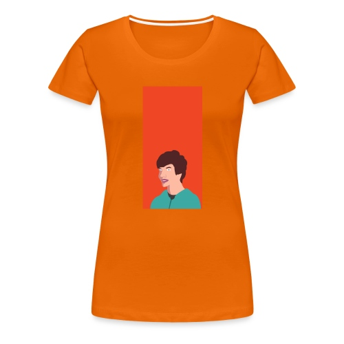 Aron Deksel v.2 6/6S - Premium T-skjorte for kvinner