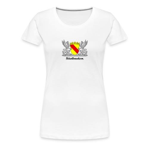 Südbaden - Frauen Premium T-Shirt