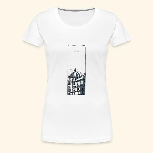 Rome 1 - Women's Premium T-Shirt