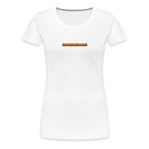 camerongaming png - Women's Premium T-Shirt