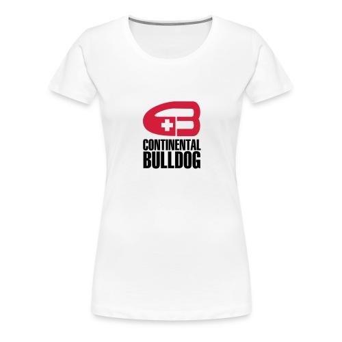 cb - Frauen Premium T-Shirt