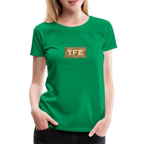 PanterTFE - Vrouwen Premium T-shirt