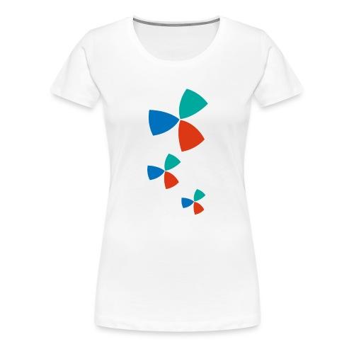 Trifogli - Maglietta Premium da donna