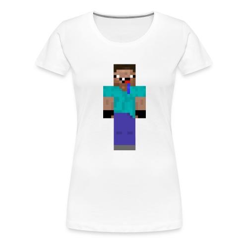TheNoobs klær - Premium T-skjorte for kvinner