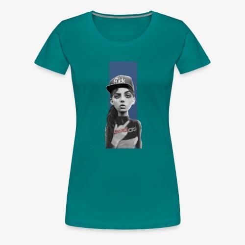 f*ck - Camiseta premium mujer
