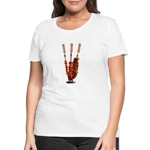 Churrasco - Women's Premium T-Shirt