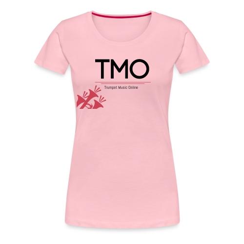 TMO Logo - Women's Premium T-Shirt