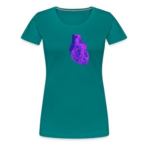 Neverland Heart - Women's Premium T-Shirt