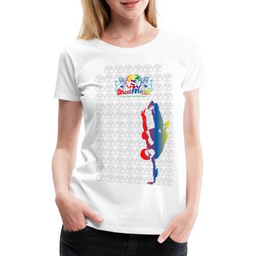 B-Boy Bon Freez - Frauen Premium T-Shirt