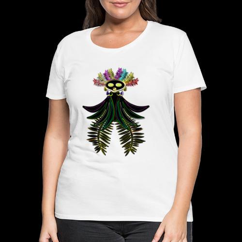 L'oiseau paradis néon - T-shirt Premium Femme