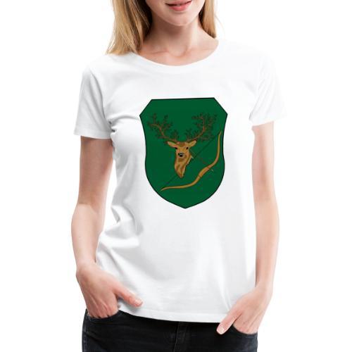 blason ryujinken - T-shirt Premium Femme