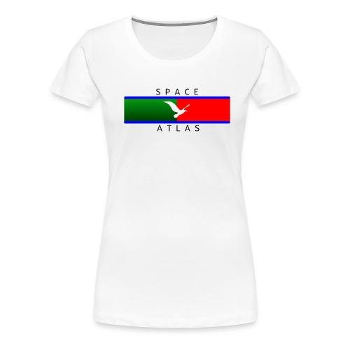 logo 16 - Dame premium T-shirt