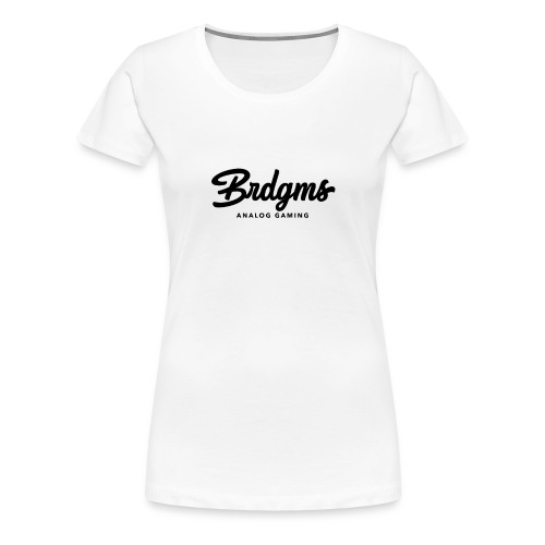 Brdgms - Frauen Premium T-Shirt