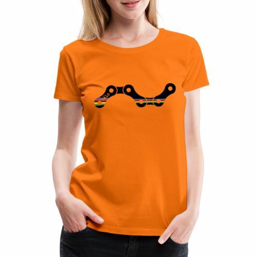 Velo WK zwart - Vrouwen Premium T-shirt