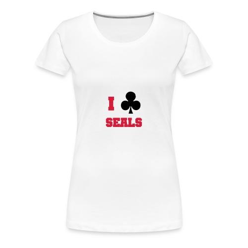 seals - Women's Premium T-Shirt