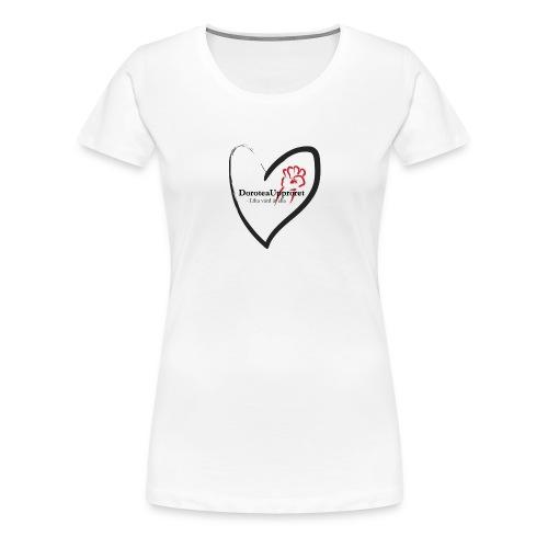 doro - Premium-T-shirt dam