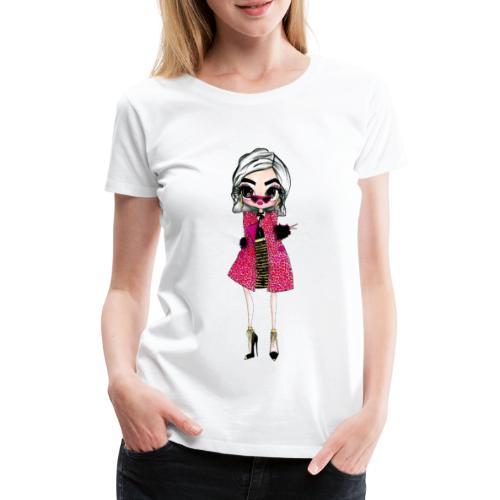 Addy - Maglietta Premium da donna