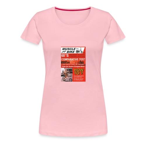 musclebike06 - T-shirt Premium Femme