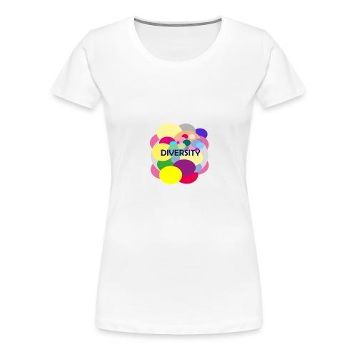 diversity - Frauen Premium T-Shirt