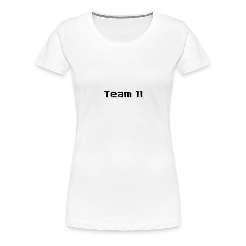 Team 11 - Women's Premium T-Shirt
