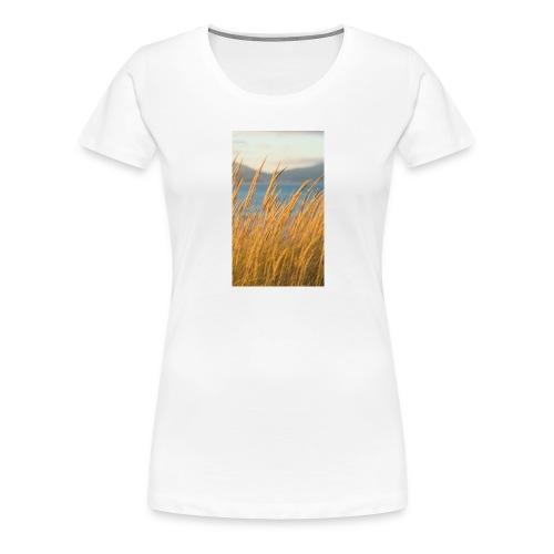 Summer grains - Camiseta premium mujer