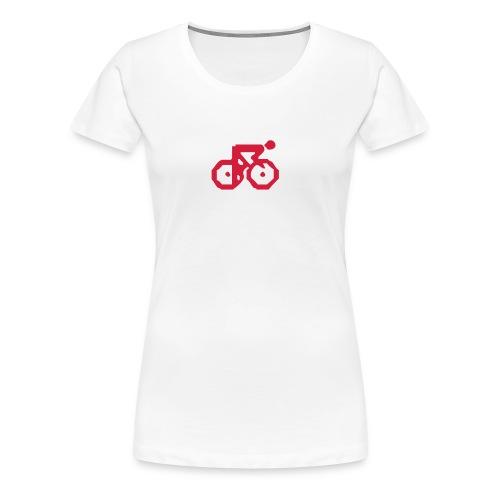 radler swg - Frauen Premium T-Shirt