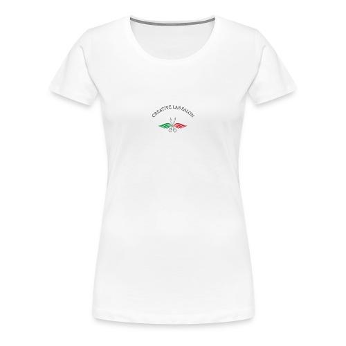 Creative Lab Salon - Maglietta Premium da donna