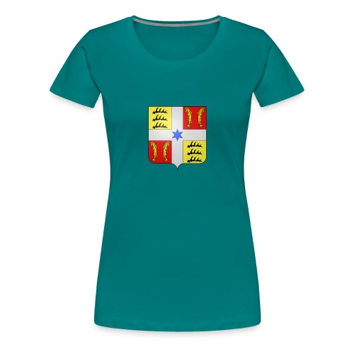 Blason Montbéliard - T-shirt Premium Femme