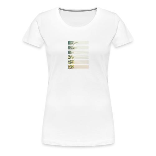 Tropic - Koszulka damska Premium