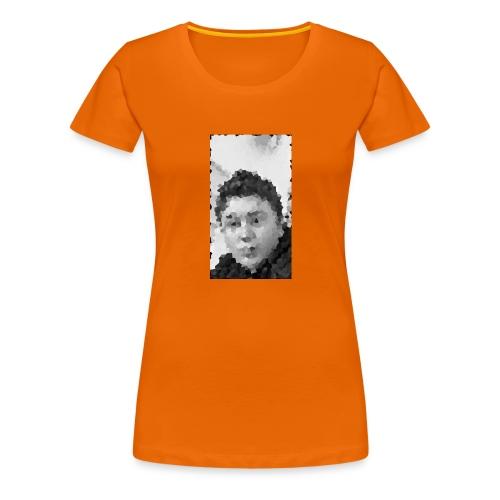 Permission - Dame premium T-shirt