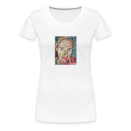 Colori - Maglietta Premium da donna