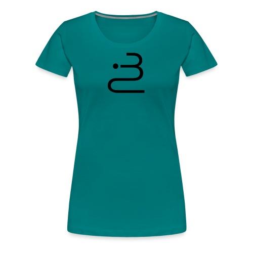 logobottega - Maglietta Premium da donna