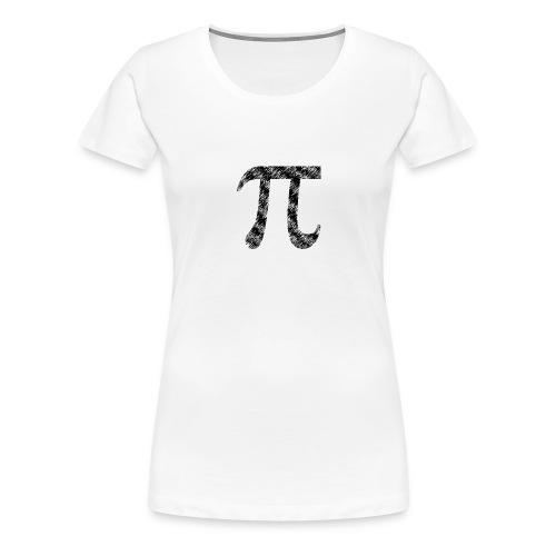 Pi Used - Frauen Premium T-Shirt