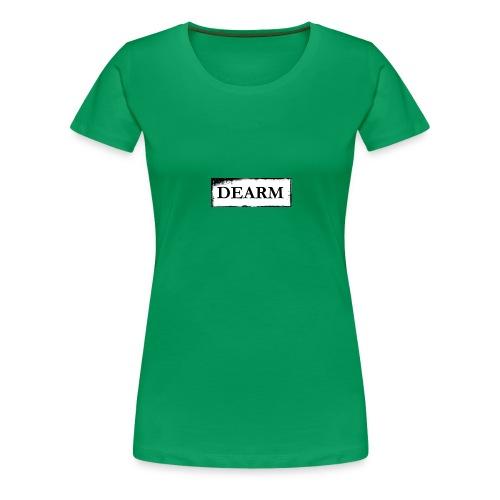 dear png - Women's Premium T-Shirt