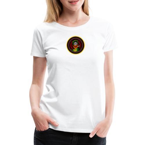 ALOE BIANCA - Maglietta Premium da donna