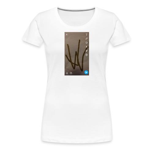 Jamie wiggins - Women's Premium T-Shirt