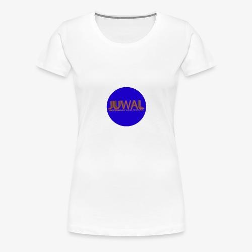 New Logo Juwal - T-shirt Premium Femme