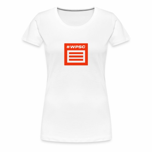 #WPSC Structured Content - Frauen Premium T-Shirt