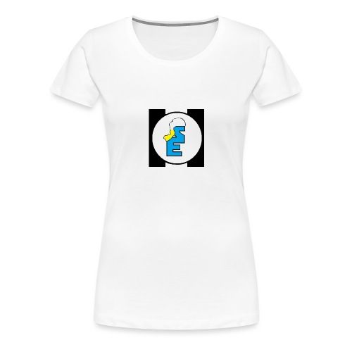 SmurfEline - Vrouwen Premium T-shirt