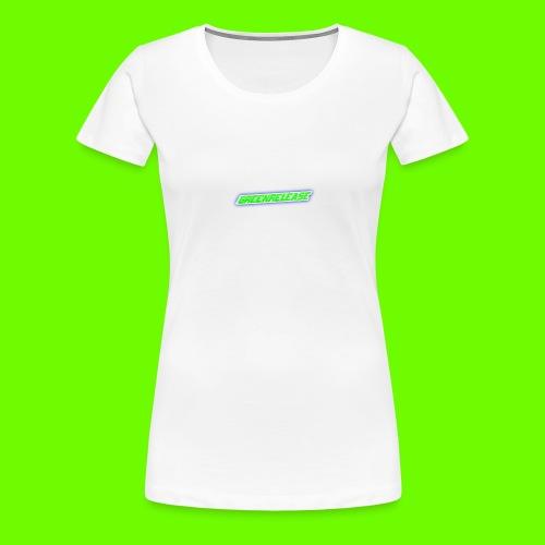 GreenRelease - Women's Premium T-Shirt